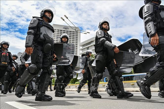 Indonesia,biểu tình bạo loạn,âm mưu ám sát,bầu cử