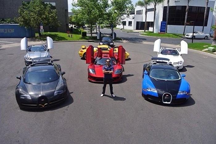 Môi giới bán siêu xe kiếm 1,9 triệu USD trong 5 tháng