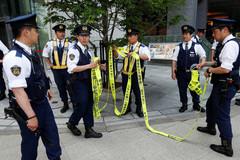 Nhiều trẻ em bị đâm dao gần Tokyo