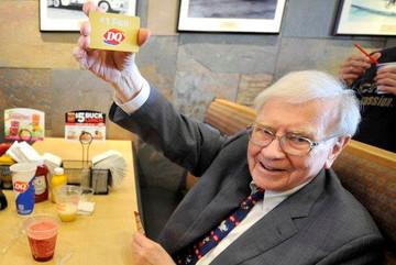 Trải nghiệm 5 ngày ăn theo chế độ của tỷ phú Warren Buffett