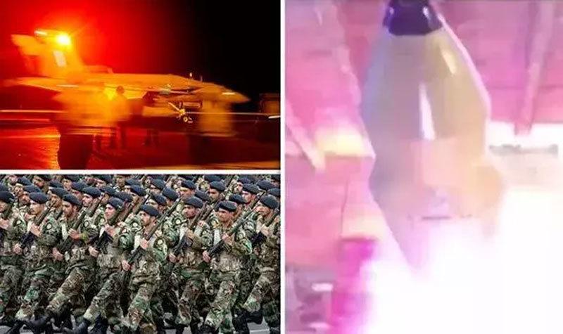 Mỹ,Iran,chiến tranh,báo động,căn cứ mật,vũ khí