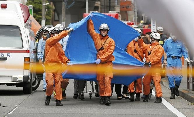 Nhật Bản,thảm sát,tấn công,dao,Tokyo,học sinh,thiệt mạng,tử vong,thương vong
