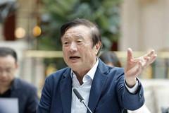 Sếp Huawei: 'Apple là người thầy của tôi'