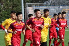 Danh sách U23 Việt Nam: Bùi Tiến Dũng trở lại, Martin Lo được gọi