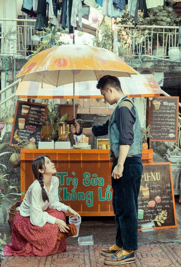 Yêu Dương Hoàng Yến nhưng Hà Anh vẫn mang nhẫn đi ''cưa' gái đẹp