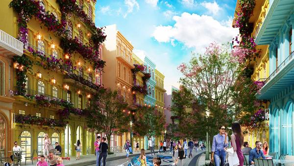 Sắp có phố ẩm thực dài 500m đầu tiên ở Phan Thiết