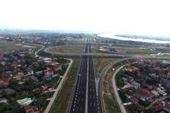 Cao tốc Hà Nội - Hải Phòng gánh thêm hơn 800 tỷ đồng lãi vay