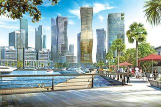 Thành phố đảo Trung Quốc: Kho báu hay rắc rối của Châu Á?