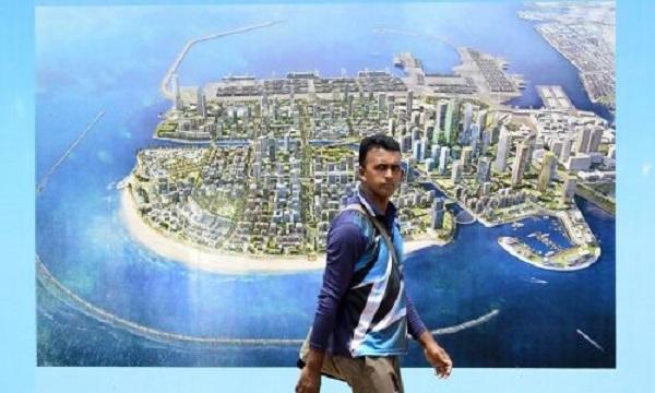 Trung Quốc,đảo nhân tạo