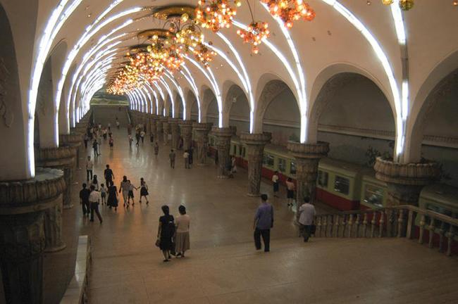 Triều Tiên,kiến trúc,kiến trúc độc lạ