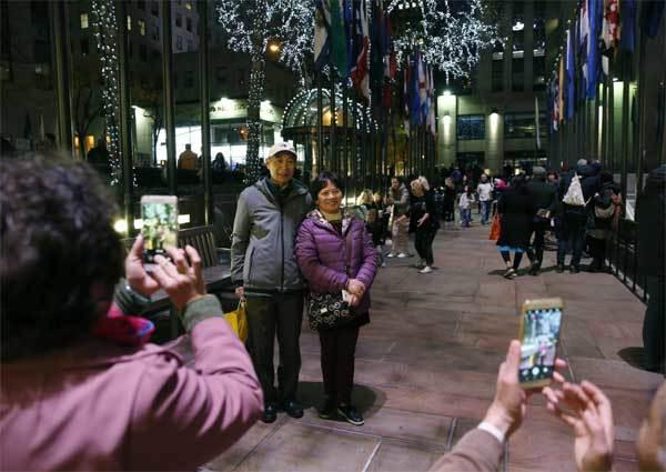 Lần đầu tiên trong 15 năm, du khách Trung Quốc tới Mỹ giảm