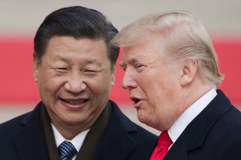 Trung Quốc,Mỹ,chiến tranh thương mại,thuế quan