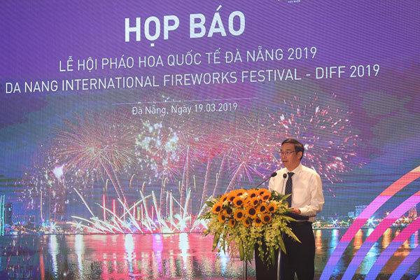 Đà Nẵng đã sẵn sàng khai màn Lễ hội pháo hoa quốc tế