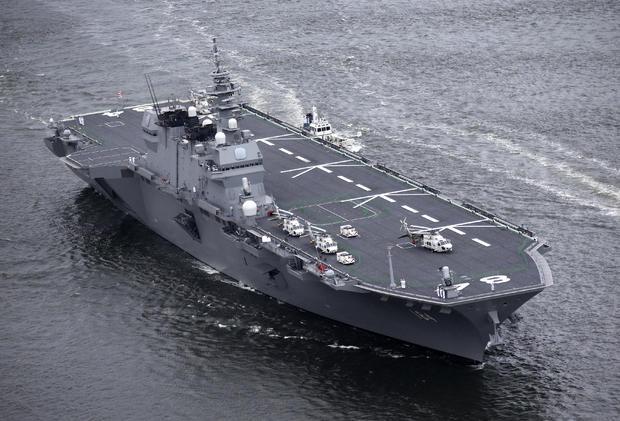 Nhật nâng cấp quân sự, ông Trump trông cậy hỗ trợ