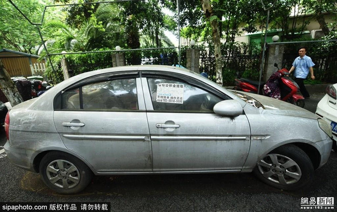 Quên ôtô ở bãi gửi 2 năm, phí gửi xe mất 12.000 USD