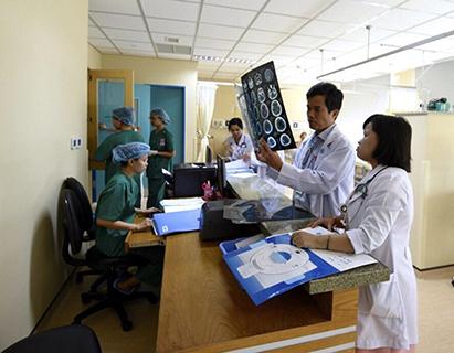 đột quỵ,Sài Gòn,bệnh viện Đại học Y dược TP.HCM