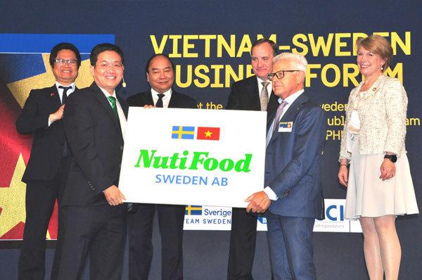nhà máy sữa,thương hiệu Việt