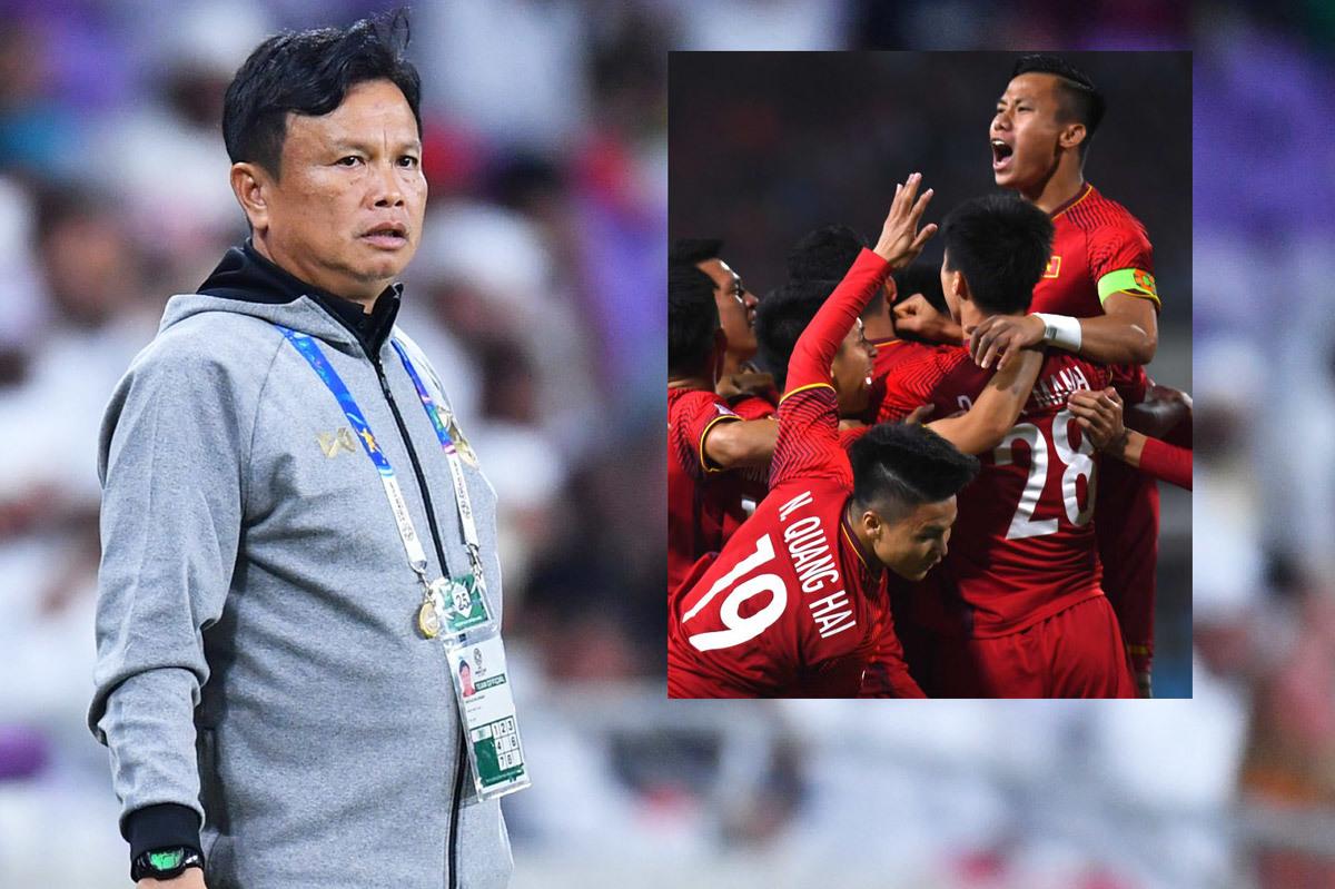 Tuyển Thái Lan,tuyển Việt Nam,Thái Lan vs Việt Nam,HLV Park Hang Seo,Sirisak Yodyardthai,King's Cup