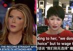 Tranh cãi về chiến tranh thương mại, MC Mỹ thách đấu MC Trung Quốc
