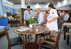 Vietnam-made wooden furniture products now favored by locals