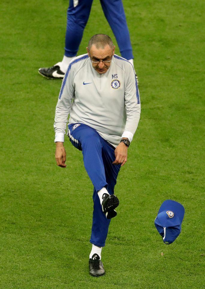 HLV Chelsea nổi giận lôi đình trước chung kết Europa League