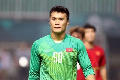 Bùi Tiến Dũng hứa giữ sạch lưới, giúp U22 Việt Nam thắng Indonesia