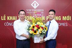 Địa ốc Viethomes khai trương văn phòng mới