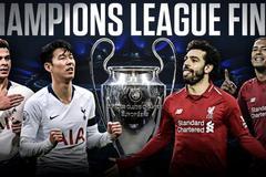 Xem trực tiếp chung kết C1 Liverpool vs Tottenham ở kênh nào?