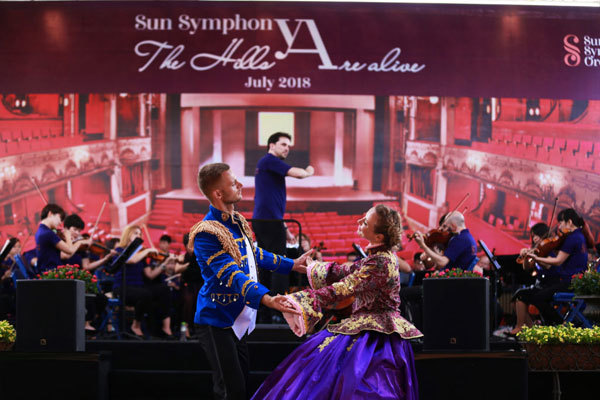 Sun World parks strive to help cultural entertainments thrive in Vietnam