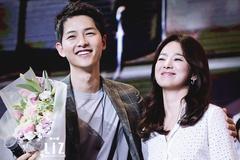 Song Joong Ki chính thức lên tiếng về tin đồn ly hôn Song Hye Kyo