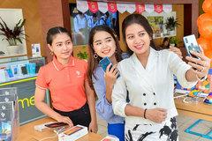 Vsmart 'đổ bộ' thị trường smartphone Myanma