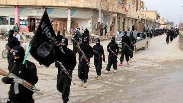 Vũ khí hủy diệt đáng sợ mới của IS
