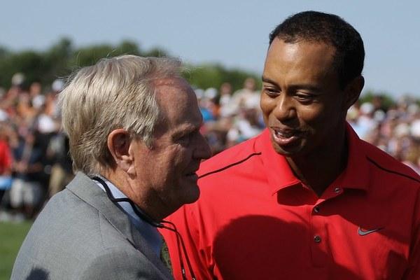 Tiger Woods trốn fan, luyện vũ khí thi tài ở Memorial
