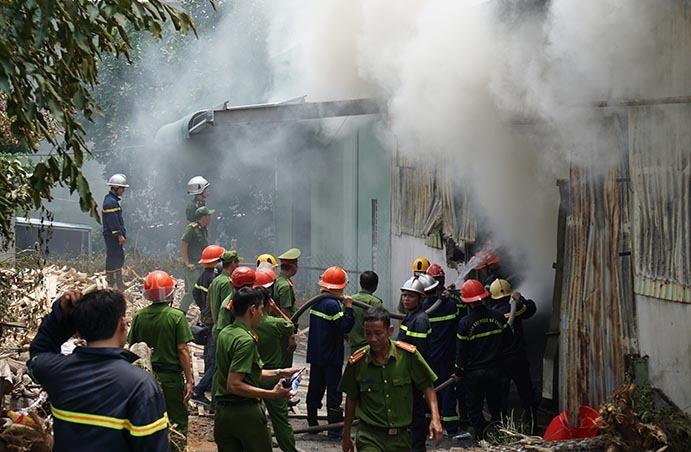 Đà Nẵng,cháy nhà xưởng,cháy lớn