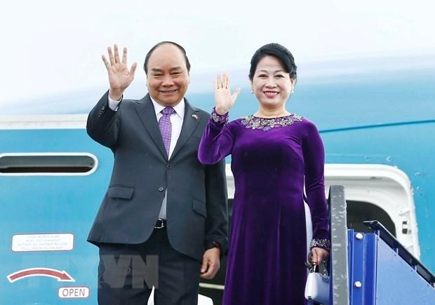 PM Nguyen Xuan Phuc wraps up Russia, Norway, Sweden trips