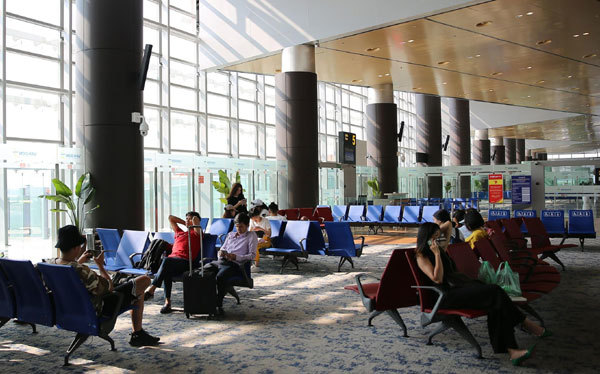 sân bay Vân Đồn,chuyến bay quốc tế,vân đồn thẩm quyến