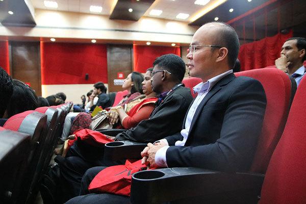 Tập đoàn Nguyễn Hoàng nhận giải quốc tế về công nghệ trong trường học