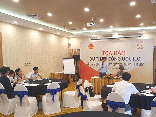 Vietnam joins international efforts on ending violence and harassment at workplace