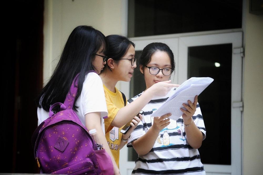 Đề thi Sinh học vào lớp 10 Trường THPT Chuyên Sư phạm
