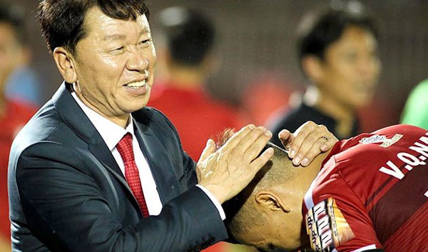 HCM City FC riding high under South Korean coach
