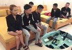 16 thanh niên 'bao' nhà nghỉ sử dụng ma túy