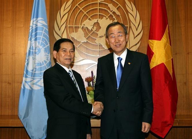 Vietnam's positive contribution to UN's activities