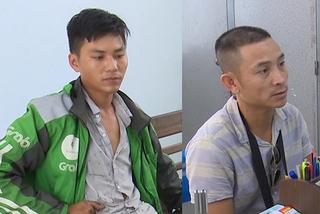 9x dùng xe biển số giả vận chuyển hàng lậu bị bắt ở Đà Nẵng