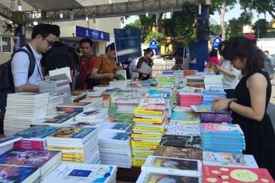 Tổ chức Ngày hội văn hóa đọc lan toả phong trào đọc sách ở TP HCM