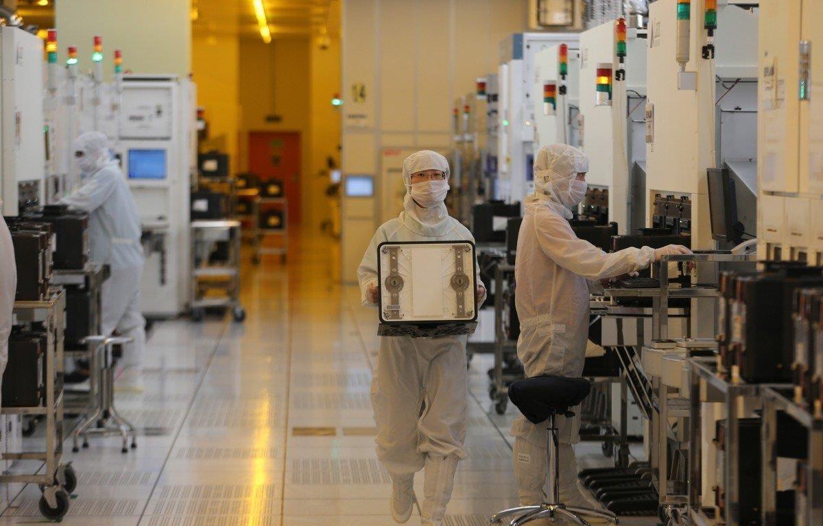 Huawei,Intel,Chiến tranh thương mại Mỹ Trung