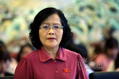 Nữ đại biểu QH đề xuấtdành một ngày để tôn vinh đàn ông
