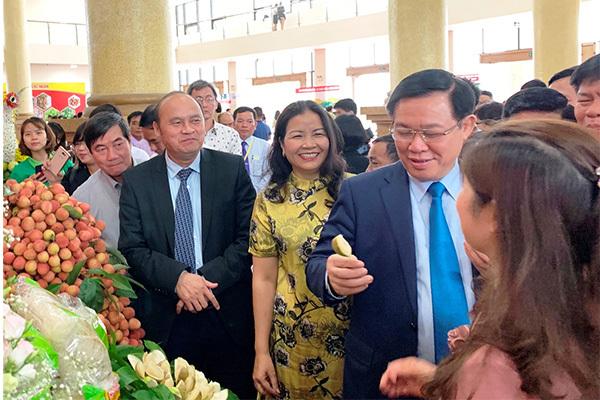 1/3 sản lượng vải thiều Việt Nam xuất sang thị trường Trung Quốc