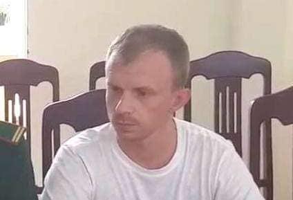 Biên phòng Lao Bảo bắt đối tượng người Nga bị Interpol truy nã