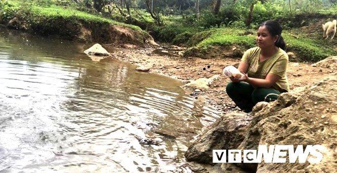 Mysterious Son La: streams limpid, fish live undisturbed