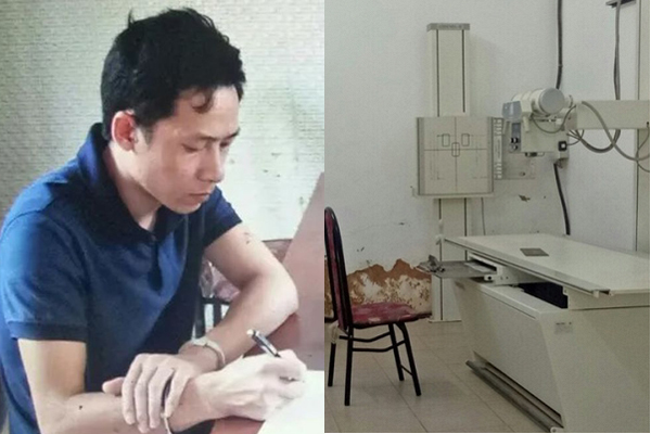 Khởi tố kĩ thuật viên hiếp dâm bé gái 13 tuổi trong phòng chụp X-quang